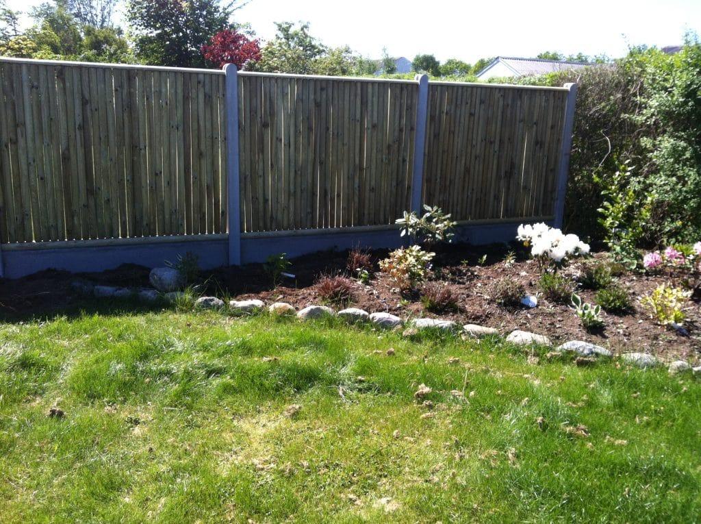 hegn til haven